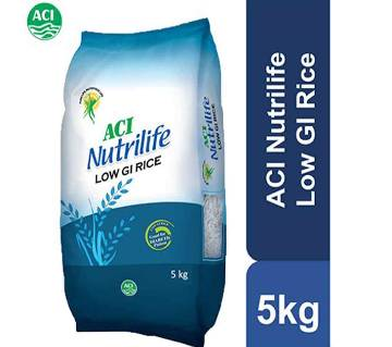 ACI Nutrilife Low GI Rice - 5 kg