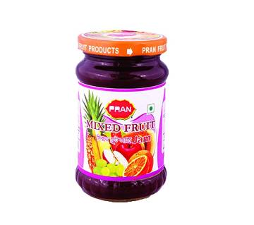 Pran Mixed Fruit Jam - 500 gm
