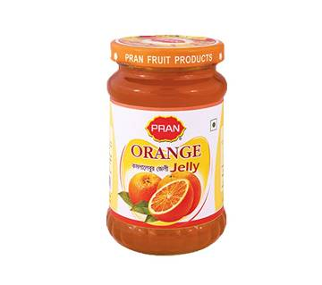 Pran Orange Jelly - 375 gm