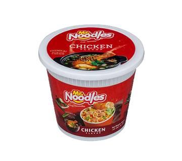 Mr. Noodles Cup Noodles Chicken - 40 gm
