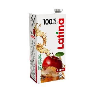 Pran Latina 100% Juice Apple - 1000 ml