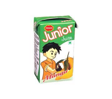 Pran Junior Mango Fruit Drink - 125 ml