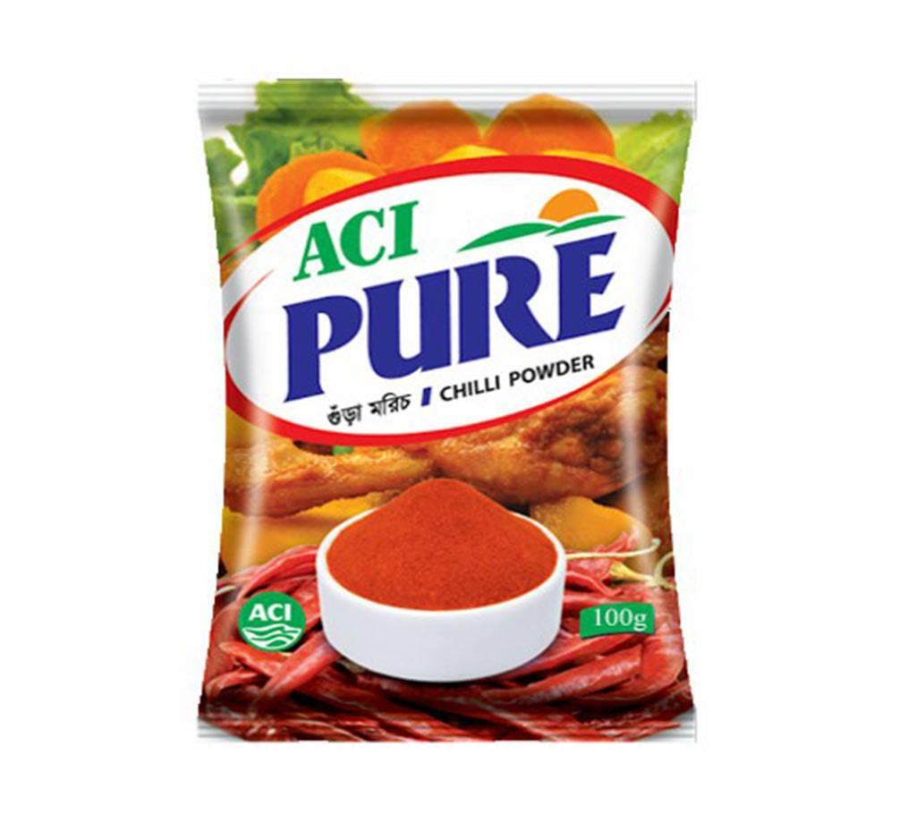 Pure Chili Powder - 100 gm বাংলাদেশ - 1136229