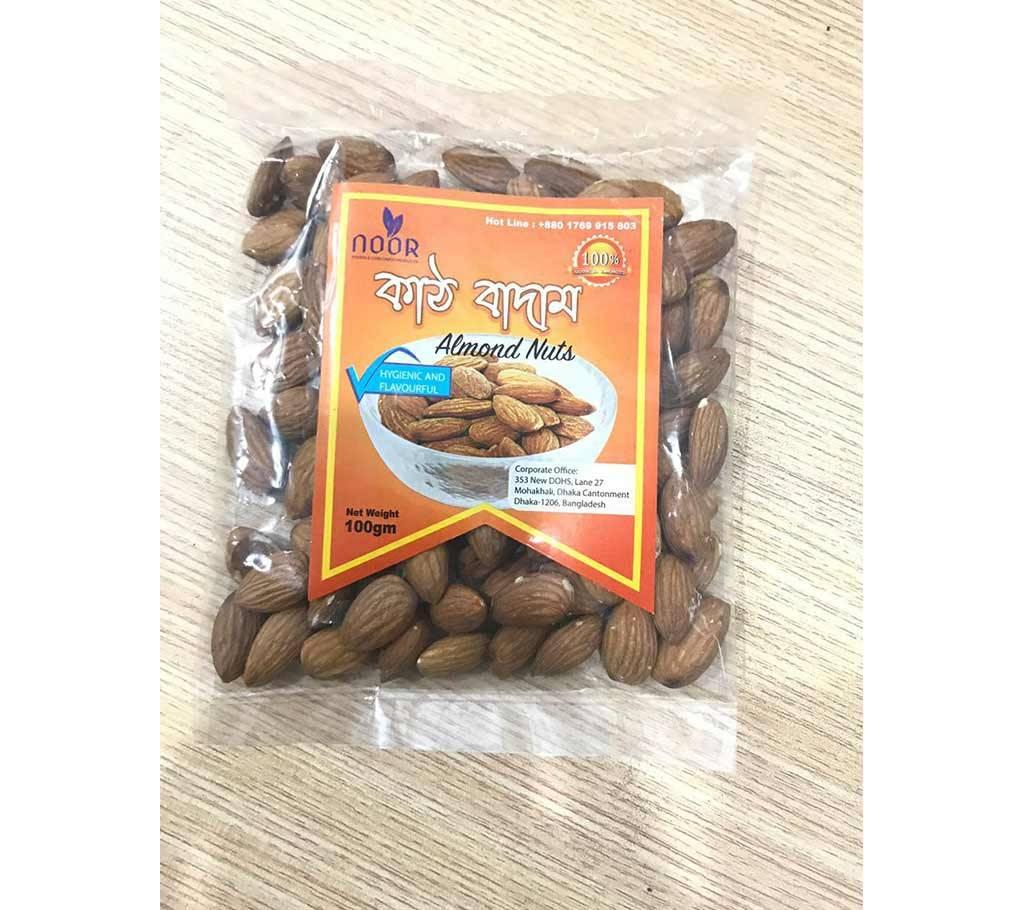 Noor Almond - 100 gm বাংলাদেশ - 1136255