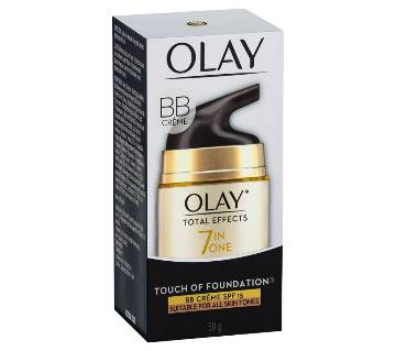 Olay Total Effect TOF Cream 50gm - P&G-Thainland
