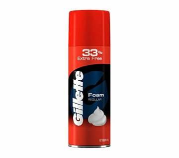 Gillette Foam 418gm Reg - P&G-INDIA
