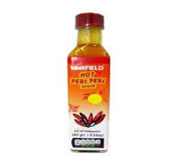 WEIKFIELD PERI PERI SAUCE 265GM - P&G-INDIA