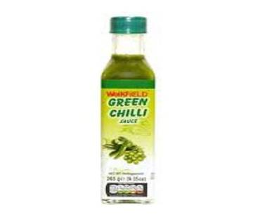 WEIKFIELD GREEN CHILLI SAUCE 265GM - P&G-INDIA