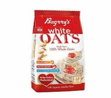 BAGRRYS WHITE OATS 1000 GM POUCH-INDIA
