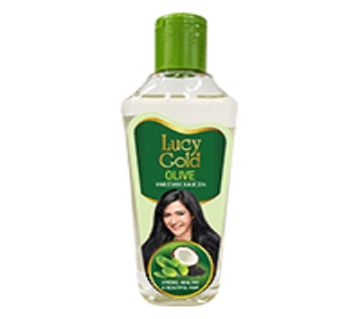 Lucy Gold Oilve Hair Oil 200ml Spain