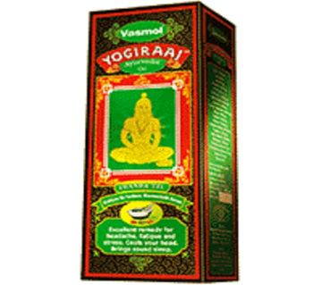 VASMOL YOGIRAAJ AYUR OIL 200ml Spain