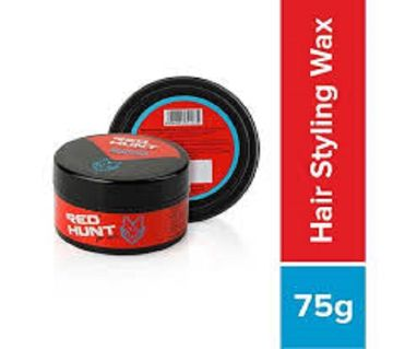 RED HUNT HAIR WAX- SHINE-75g(India)