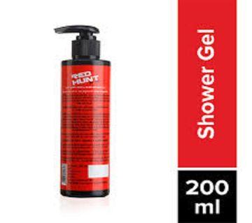 RED HUNT SHOWER GEL-200ml(India)