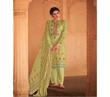 HOUSE OF LAWN (SULTANA-2) Unstitched Lawn Three piece