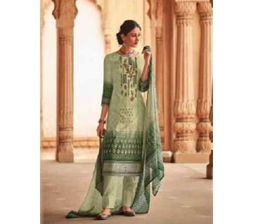 HOUSE OF LAWN (SULTANA-3) Unstitched Lawn Three piece