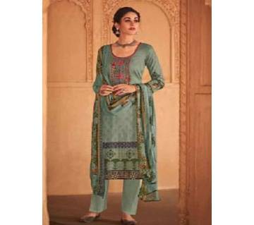 HOUSE OF LAWN (SULTANA-5) Unstitched Lawn Three piece
