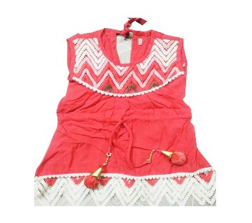 07-Fashionable Frock for kids