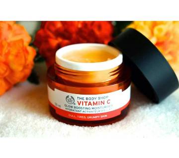 Vitamin C Glow Boosting Moisturiser 50 ml-UK