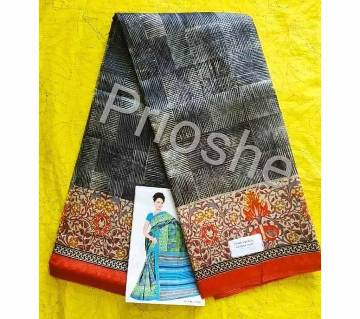 Myshori silk 3  sharee for women with blouse piece