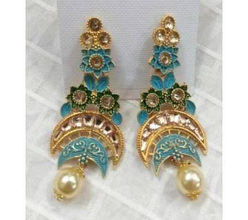 Joypuri Ring for women-blue