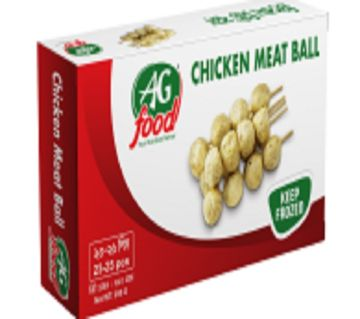 AG Food Chicken Meat Ball Spicy (250g)
