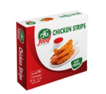 AG Food Chicken Strips (250g)