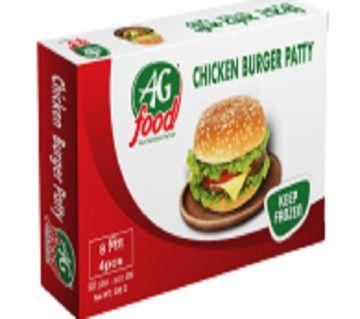 AG Food Chicken Burger Patty