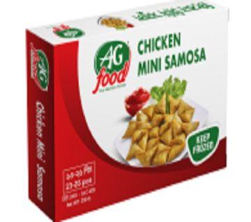 AG Food Chiken Mini Samosa 250gm