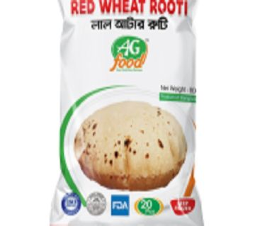 AG Food Red Wheat Rooti (800g)