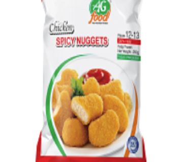 AG Food Chicken Nuggets Spicy (250g)
