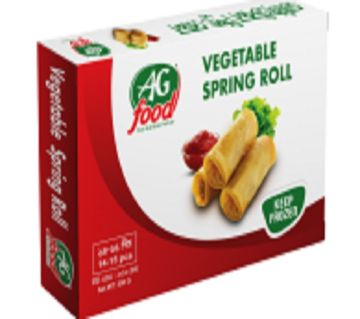 AG Food Vegetable Spring Roll (300g)