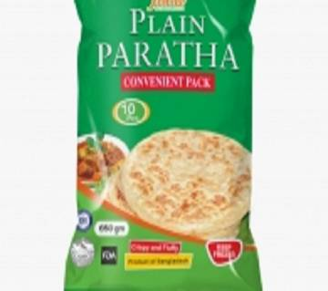 AG Food Plain Paratha Convenient (650g)