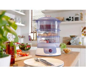 Food Steamer Philips HD9120/01 (Code - 330002) by MK Electronics