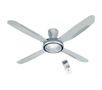 K.D.K Ceiling Remote Fan V56VK (Code - 290022) by MK Electronics