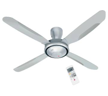 K.D.K Remote Ceiling Fan A56VS (Code - 290016) by MK Electronics