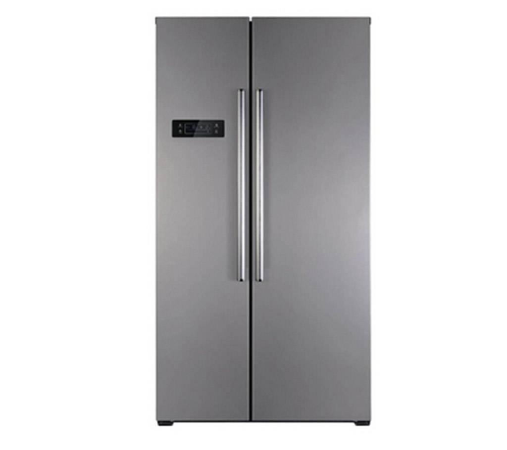 Sharp Side by Side Refrigerator - SJ-X640-HS3 (CODE - 490135) by MK Electronics বাংলাদেশ - 1150391