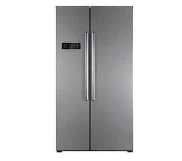 Sharp Side by Side Refrigerator - SJ-X640-HS3 (CODE - 490135) by MK Electronics