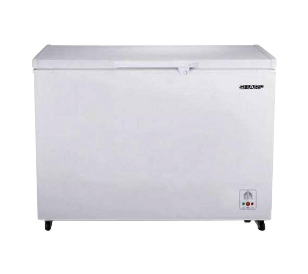 Chest Freezer Sharp SCFK250HWH3 250Ltr (CODE - 490450) by MK Electronics বাংলাদেশ - 1150419