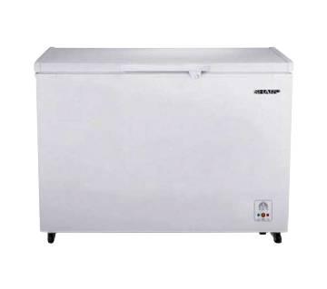 Chest Freezer Sharp SCFK250HWH3 250Ltr (CODE - 490450) by MK Electronics