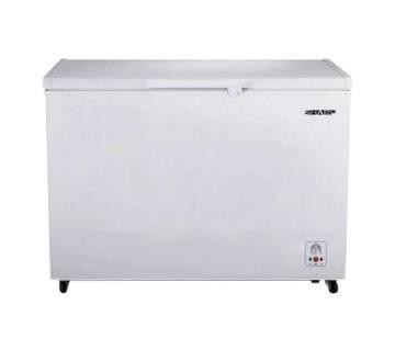 Chest Freezer Sharp SCFK320HWH3 320Ltr (CODE - 490451) by MK Electronics