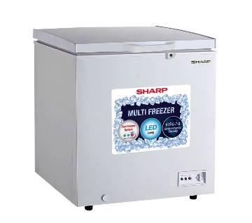 Sharp Freezer SJC-168-WH (CODE - 490041) by MK Electronics