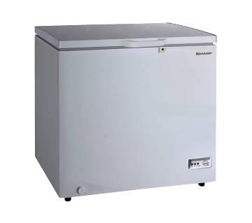 Chest Freezer Sharp SCFK190HWH3 190Ltr (CODE - 490061) by MK Electronics