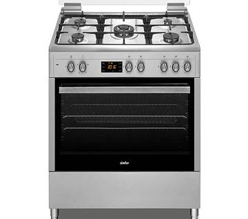 Gas Cooker Simfer 5 Burner 9060GS 90x60 (CODE - 340164) by MK Electronics