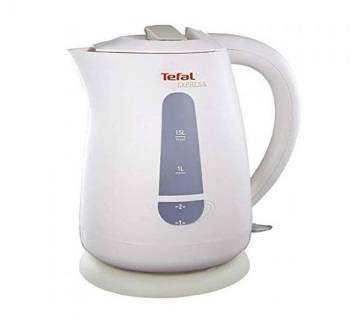Tefal Express Kettle 1.5L 2200W KO299172 White (SKU - 390067) by MK Electronics
