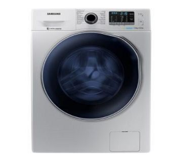 SAMSUNG WD70J5410AS Combo Washing Machine With Eco Bubble Technology, 7 Kg by MK Electronics
