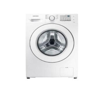 LG F4J5TNP3W 8 KG Front Load Fully Automatic Washing Machine by MK Electronics
