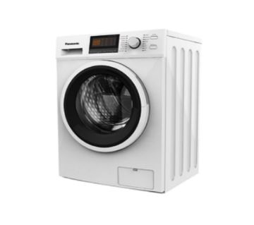 Panasonic NAS128M2LAS Front Door Washer Dryer - Silver - 12kg by MK Electronics