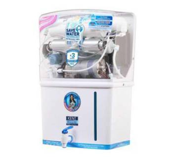 Kent Grand Plus (11001) 8 L RO + UV + UF Water Purifier (White) - 160001 by MK Electronics