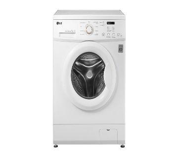 LG 7 Kg Front Load Washing Machine - F10C3QDP2 by MK Electronics