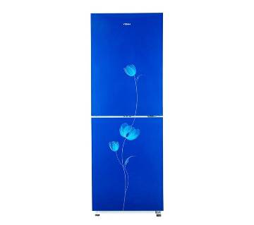 Vision GD Refrigerator RE - 238 L Blue Flower - BM - Code 823348 by RFL Electronics Ltd. (Vision)